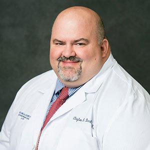 Clayton B. Darley, APRN headshot