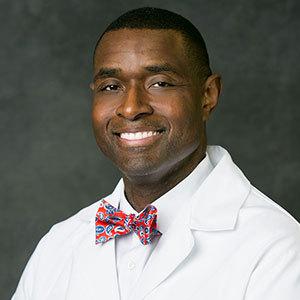 Daryl O. Crenshaw, MD, FASN, FASH, FACP headshot